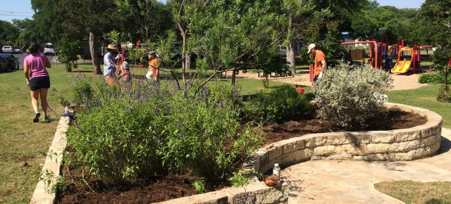 May Clean Up in Ricky Guerrero Park